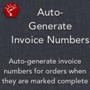 Auto-Generate Invoice Numbers