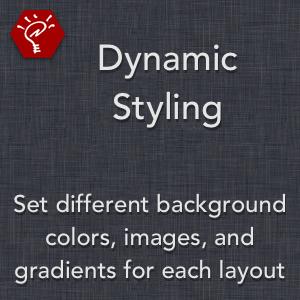 Dynamic Styling