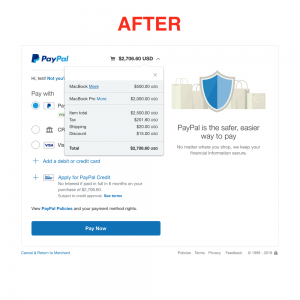 PayPal Standard Improvements