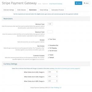 Stripe Payment Gateway Pro